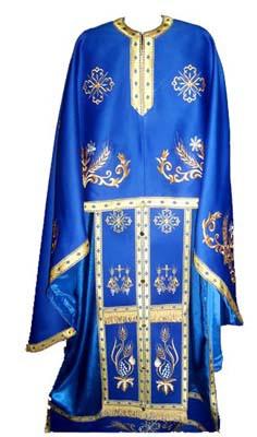 Veșmânt Liturgic Ortodox,brodate