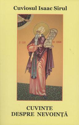 Cuviosul Isaac Sirul-Cuvinte despre nevointa