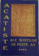 ACATISTE ALE SFINTILOR DE PESTE AN - VOL IV