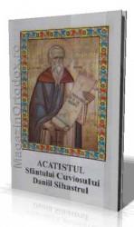 Acatistul Sfantului Cuviosului Daniil Sihastrul