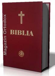 Biblia cu scris mare