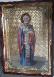 Icoana mare Sfantul Ierarh Nicolae