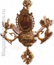 Candelabre, policandre grecesti pentru biserici