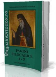 Arhimandrit Ioanikios Kotsonis-Pagini filocalice (4-5)
