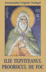 Ieromonahul Grigorie Teologul-Ilie Tezviteanul Proorocul de foc
