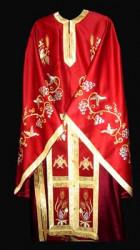 Vesmant Bisericesc Brodat Matase