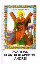 Acatistul Sfantului Apostol Andrei(30 noiembrie)