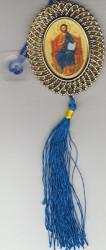 Medalion auto Icoana ovala