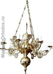 Candelabre din bronz, rusesti