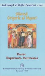 Sfantul Grigorie al Nyssei-Despre Rugaciunea Domneasca