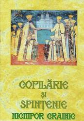 COPILARIE SI SFINTENIE-NECHIFOR CRAINIC