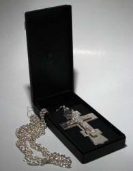 Cruce pectorala din nichel