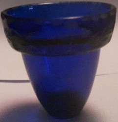 Pahar candela mare