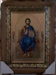 Icoane cu Domnul nostru Iisus Hristos Imparat si Maica Domnului Imparateasa