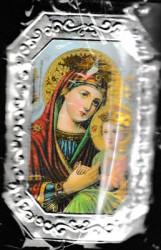 Candela din sticla cu Iconita