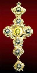 Crucea Egolpio cu pietre
