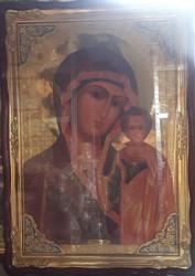 Icoana mare Maica Domnului Kazani