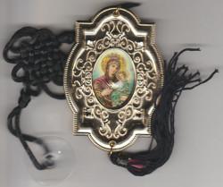 Medalion auto Cruce