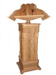 Strana - Sculptata in lemn