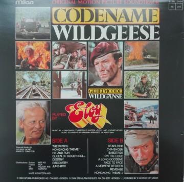 Eloy – албум Codename Wildgeese - Original Motion Picture Soundtrack