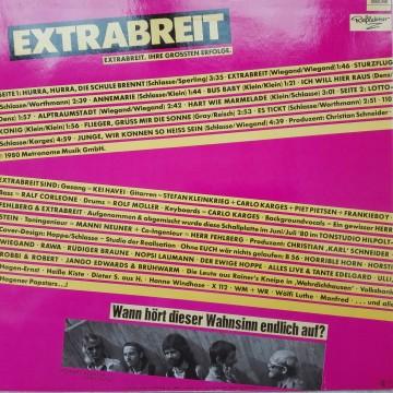 Extrabreit – албум Ihre Grössten Erfolge