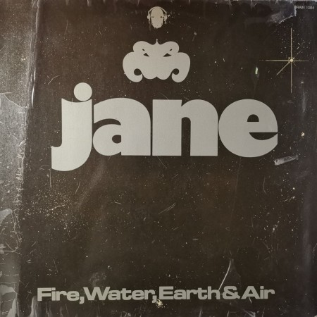 Jane ‎– албум Fire, Water, Earth & Air