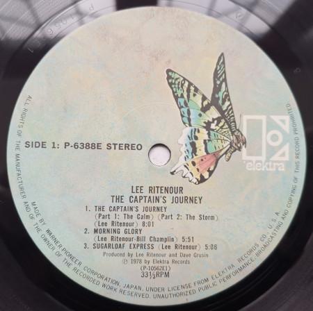 Lee Ritenour – албум The Captain's Journey
