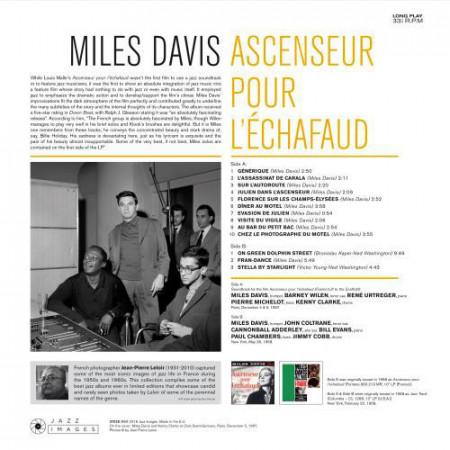 Miles Davis – албум Ascenseur Pour L'Échafaud