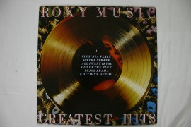 Roxy Music ‎– албум Greatest Hits изображения