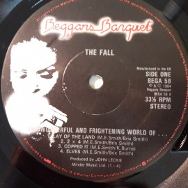 The Fall – албум The Wonderful And Frightening World Of..
