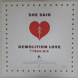 The Leather Nun – сингъл Demolition Love