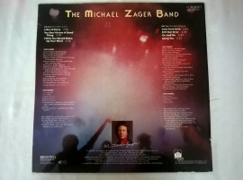 The Michael Zager Band – албум Life's A Party