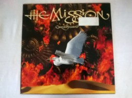 The Mission ‎– албум Carved In Sand