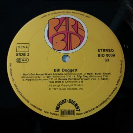 Bill Doggett ‎– албум All His Hits изображения