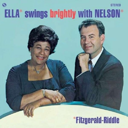 Ella Fitzgerald - Nelson Riddle ‎– албум Ella Swings Brightly With Nelson