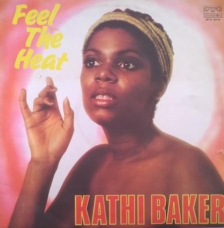 Kathi Baker – албум Feel The Heat
