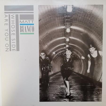 Matt Bianco – албум Whose Side Are You On?