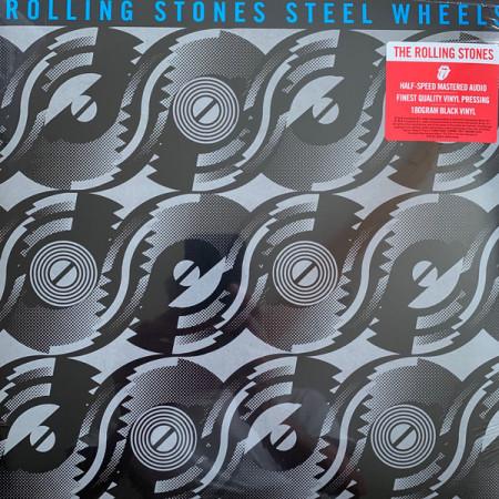 Rolling Stones - албум Steel Wheels (Half Speed Remastered)