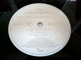 The Colour Field – албум Virgins And Philistines