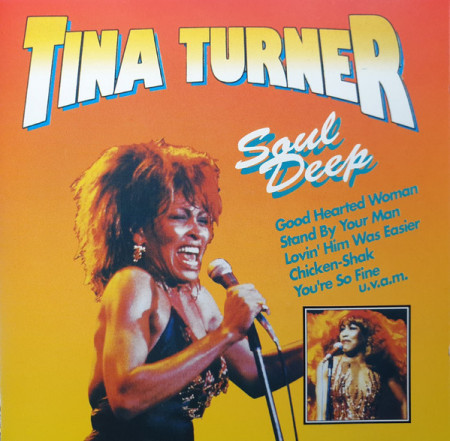 Tina Turner – албум Soul Deep (CD)