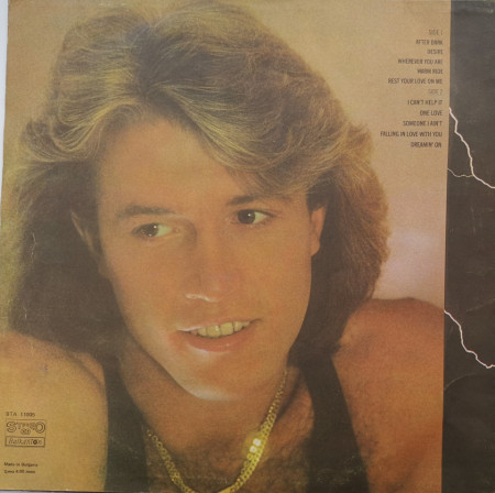 Andy Gibb ‎– албум After Dark