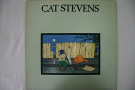Cat Stevens ‎– албум Teaser And The Firecat