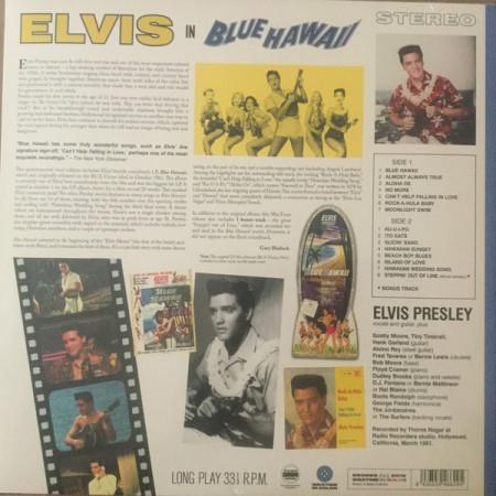 Elvis Presley – албум Blue Hawaii