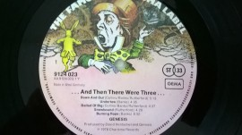Genesis –  албум... And Then There Were Three...