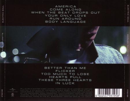 Marlon Roudette – албум Electric Soul (CD)