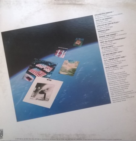 MFSB ‎– албум End Of Phase I - A Collection Of Their Greatest Hits