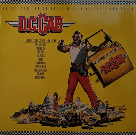Various – албум D.C. Cab (Music From The Original Motion Picture Soundtrack)