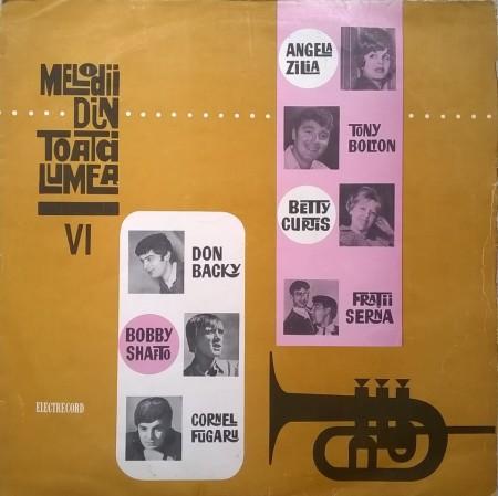 Various – албум Melodii Din Toată Lumea VI