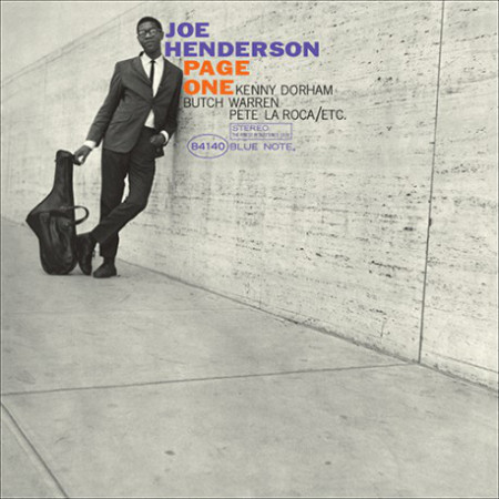 Joe Henderson – албум Page One