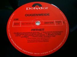 Ougenweide – албум Frÿheit